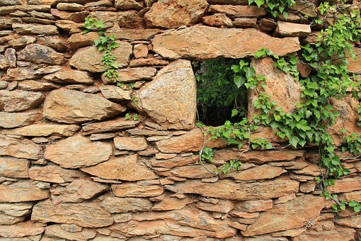Historic, Structure, Rocks, Nature, History, Window
