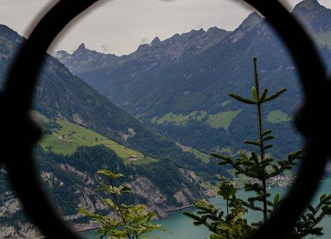 Lake Lucerne, Bergsee, Alpine, Landscape, Nature, Lake