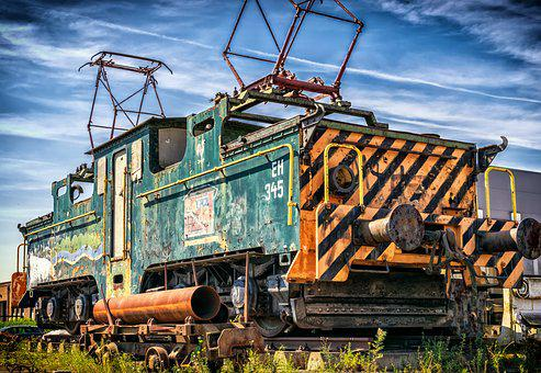 Loco, Locomotive, Electric Locomotive, Railway