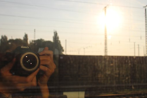 Photography, Camera, Mirror Image