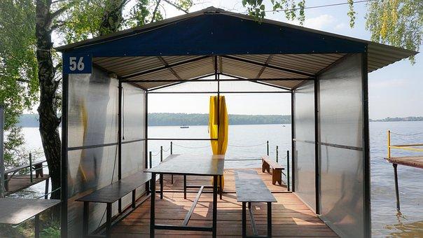 Water, Lake, Nature, Landscape, Summer, Reflection