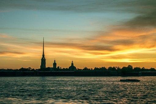 Russia, St Petersburg Russia, Architecture, Symbol