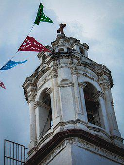 Bell Tower, Campaign, Church, Tower, Architecture