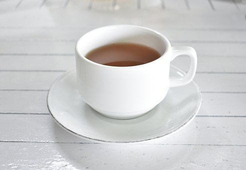 Tea, Cup, Drink, Mug, White, Morning, Teacup