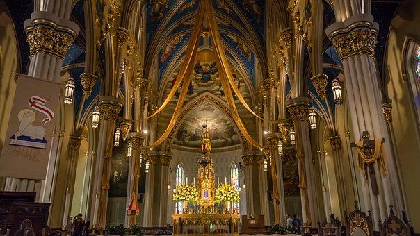 Notre Dame, Church, Notre-dame, Basilica