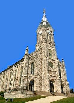 Church, Catholic, Christian, Worship, Architecture