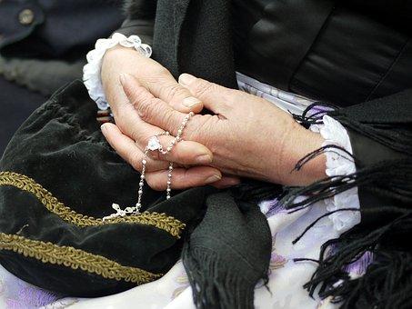 Rosary, Faith, Christianity, Prayer, Pray, Catholic