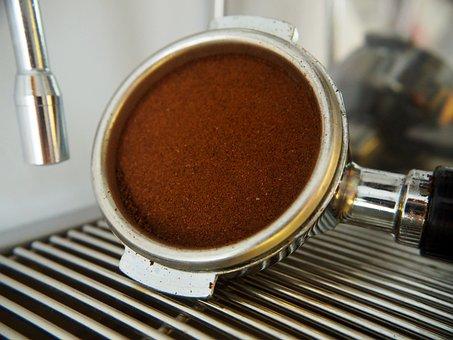Portafilter, Coffee, Espresso, Ground Coffee