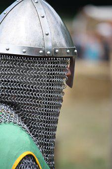 Knight, Middle Ages, Armor, Fight, Metal, Clothing