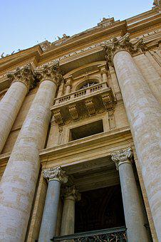 Vatican, Church, Italy, Rome, Travel, Religion, Europe