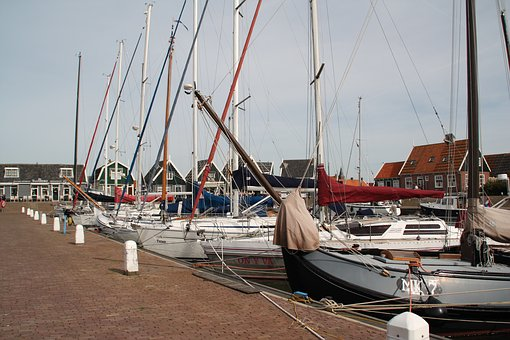 Holland, Netherlands, Travel, Dutch, Boat, Harbor