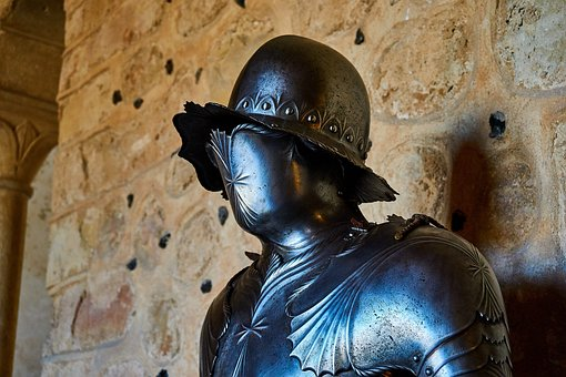 Spain, Segovia, Armor, Middle Ages, Knight