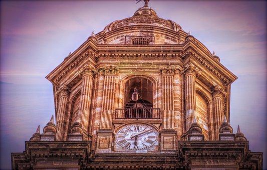 Dome, Calotte, Church, Building, Religion, Architecture