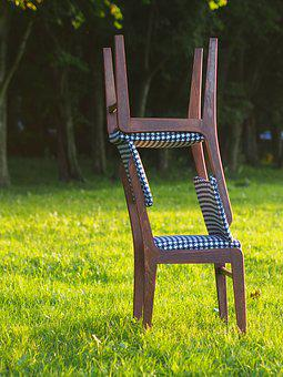 Chair, Art Deco, The People's Republic Of, Chairs