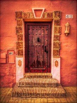 Door, Entry, Home, Entrance, House, Design, Interior