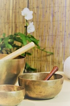 Sound Therapy, Singing Bowl, Oriental, Massage