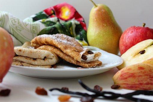 Pancakes, Pancake, Sweet Food, Cook, Eat, Enjoy