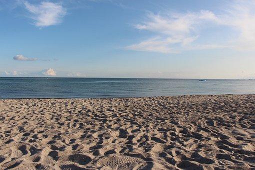 Baltic Sea, Sea, Beach Landscape, Coast, Water, Holiday