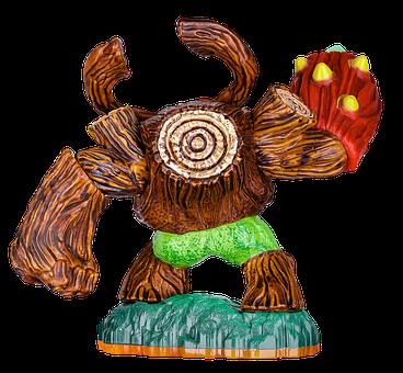 Tree-rex, Skylanders, Skylander Giants, Giant Figure