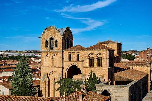 Spain, Avila, Unesco World Heritage Site, Historically