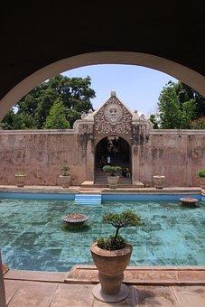 Yogyakarta, Taman Sari, Kraton, Architecture, Indonesia