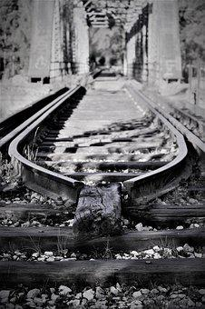 Pathways, Train, Trains, Vias, Rail, Lane, Rails