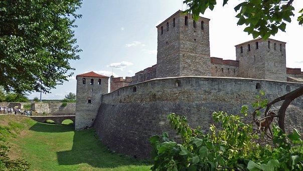 Vidin, Bulgaria, Fortress, Baba Vida
