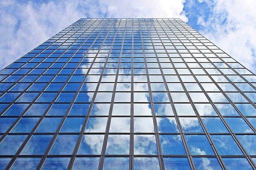 Skyscraper, Business Life, Skyline, Building, City