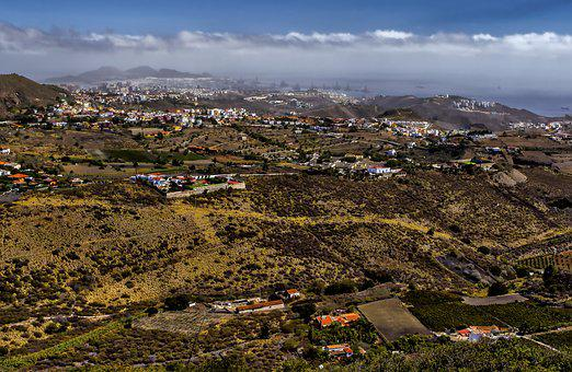 View, City, Canary Islands