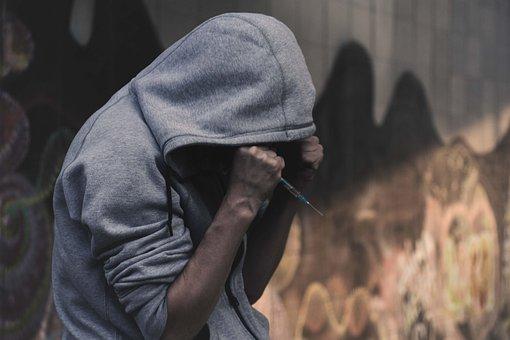 Addict, The Dependence Of, Drug Addiction, Addiction