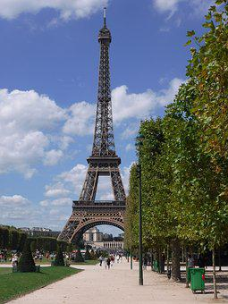 Paris, Eiffel Tower, Eiffel, France, Tower