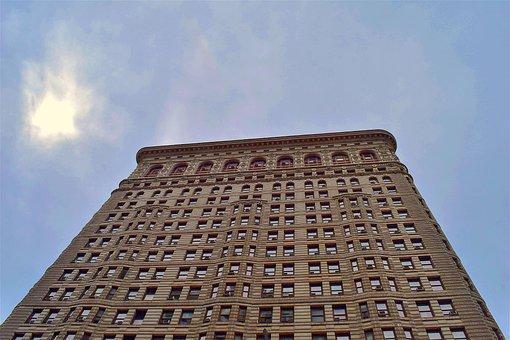 Building, New York, Sky Scraper, Tall, New York City