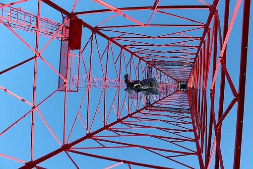 Redwater, Oil Derrick, Tallest, North America