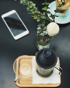 Tea, Mobile, Iphone, Mobile Phone, Plant, Life