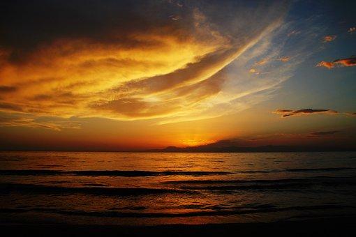 Clouds, Color, Sky, Mood, Nature, Evening, Twilight