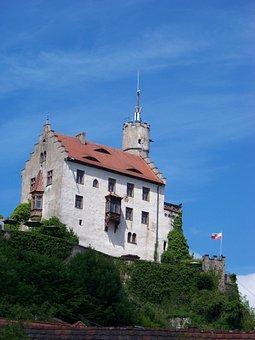 Gößweinstein, Castle, Fänkische Switzerland, Bavaria