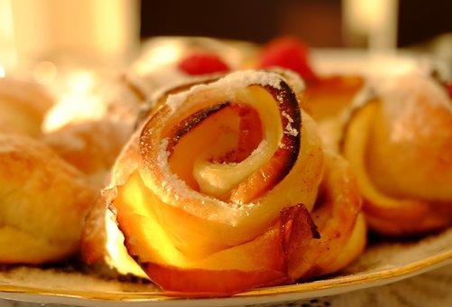 Cake, Dessert, Food, Sweet, Cream, Pastry, Delicious