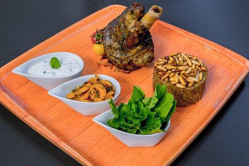 Ramadan, Dish, Traditional, Arabic, Food, Eid, Kareem