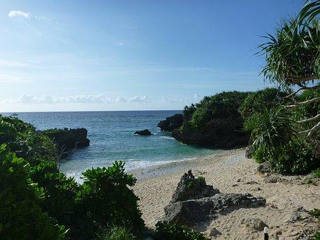 Sea, Beach, Irie