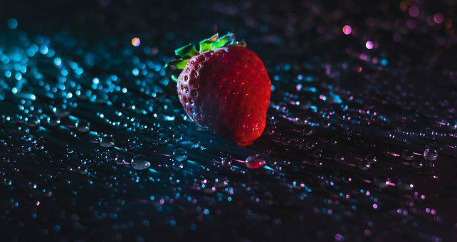 Strawberry, Berry, Appetizing, Red, Dessert