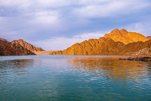 Canoeing, Dam, Canoe, Water, Lake, Nature, Travel