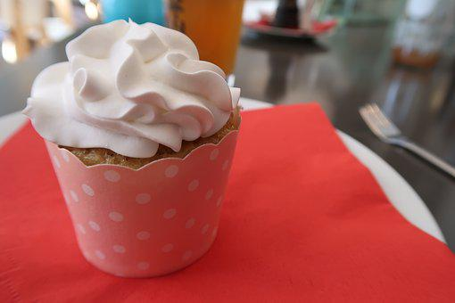 Cupcake, Cake, Muffin, Candy, Pastries, Dessert, Bake