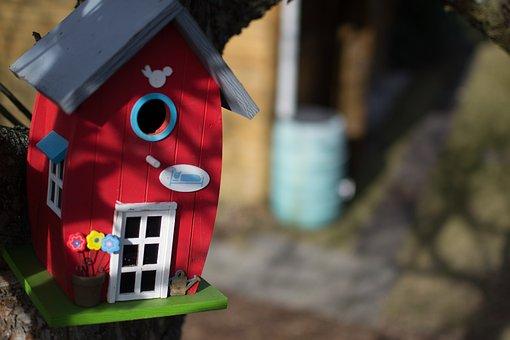 Aviary, Nest, Bird, Home, Breed, Hatchery, Bird Feeder
