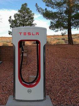 Tesla, Electric Car, E Mobility, E Car, Electricity