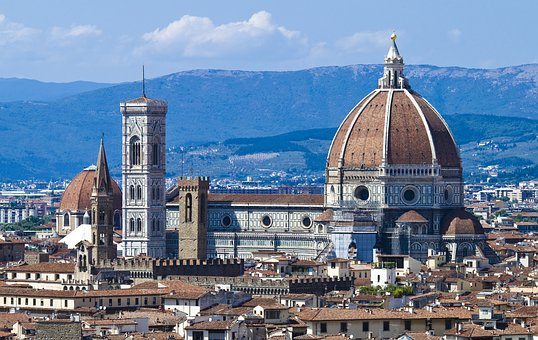 Florence, Firenze, Tuscany, Dom, Cathedral