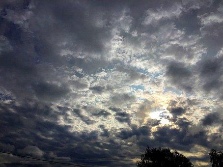 Cloud, Sky, Light, Sunset, Cloudy Skies, Cozy, Sunshine