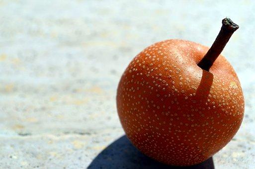 Pera, Pear-apple, Nashi