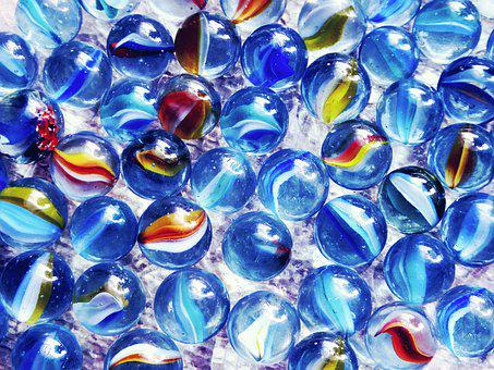 Marbles, Glaskugeln, About, Color, Roll, Scrooge