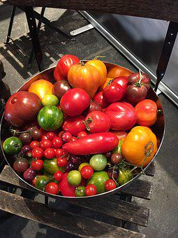 Tomato, Tomatoes, Vegetables, Food, Red, Healthy