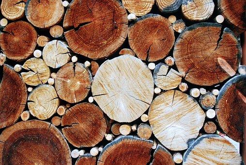 Wood, Tribe, Pattern, Wood Pile, Tree Trunk